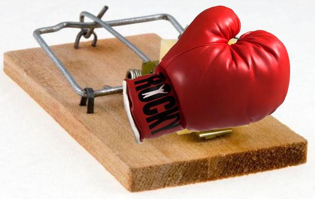 sport da combattimento - la trappola